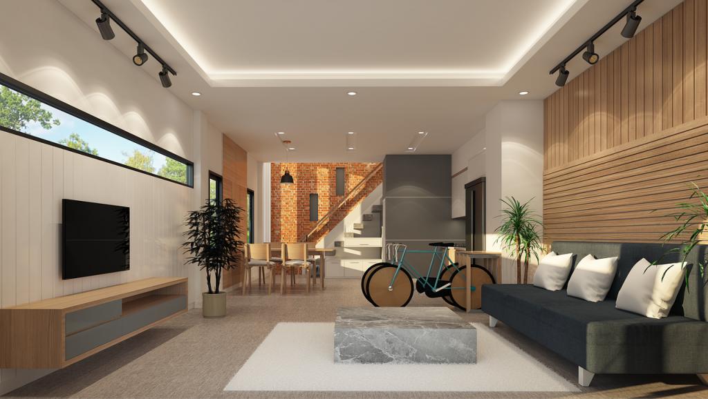 Maison Moderne Maison Neuve